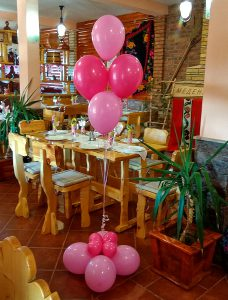 Balon dekor baloni od helijuma